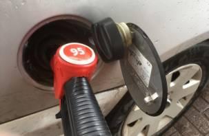 Плюс два рубля. На Смоленщине выросли цены на бензин