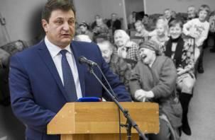 Председатель Смоленской областной Думы сильно опустился. В рейтинге