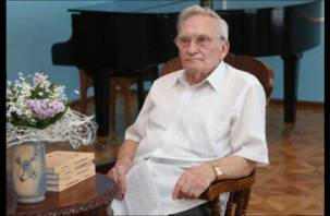 Умер известный смоленский педагог и литератор Виктор Ильин