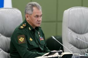 Сергей Шойгу выразил соболезнования близким скончавшегося руководителя ГРУ из Смоленской области