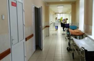 Смолстат: более 50 тысяч рублей зарабатывают смоленские врачи