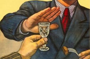 Запрет на продажу алкоголя до 21 года рассмотрит Госдума