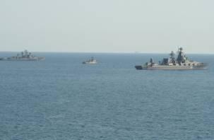 За несколько минут. Сенатор от Смоленщины заявил, что Россия способна перекрыть Азовское море для Украины