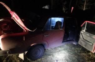 В Смоленской области водитель «копейки» без номеров сбил ребенка и скрылся