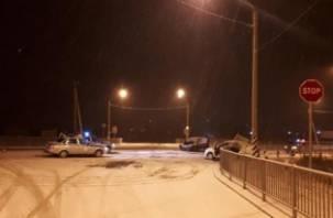 В Смоленском районе в аварии пострадали четыре человека