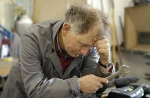 Российские пенсионеры должны жить и работать в Москве
