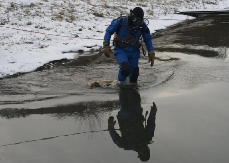 В озере Бакланово утонул мужчина