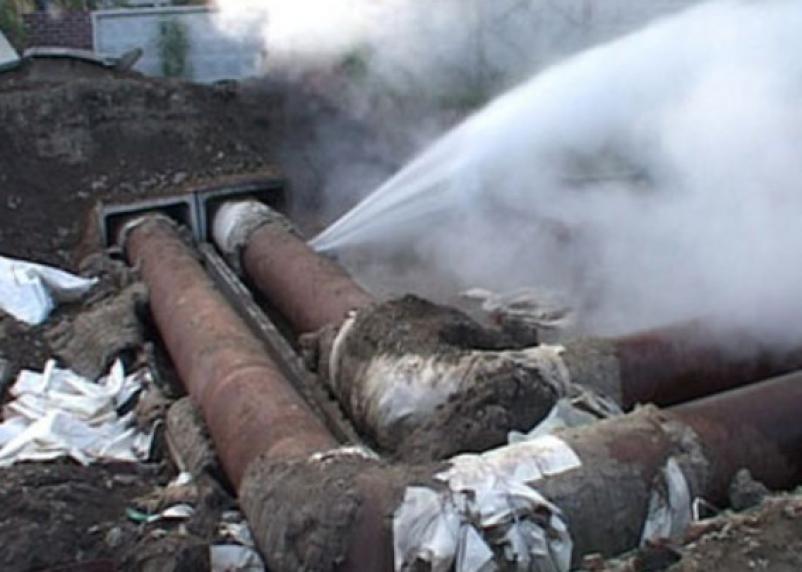 В Смоленске авария оставила пять тысяч смолян без тепла в Промышленном районе