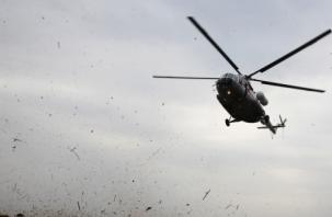Один погиб. Новые подробности жесткой посадки Ми-8 под Тверью