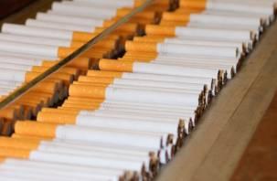 Администрация президента закупила сигареты на 19 млн рублей