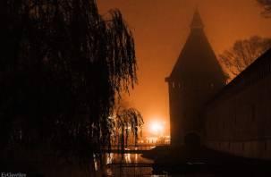 Заморозки и туман. МЧС просит смолян быть осторожнее