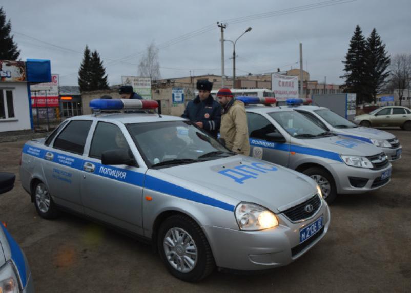 Видео облавы на Рославльском шоссе в Смоленске