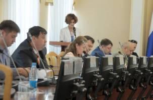 В Смоленском горсовете определились, кто будет изучать отчеты Соваренко