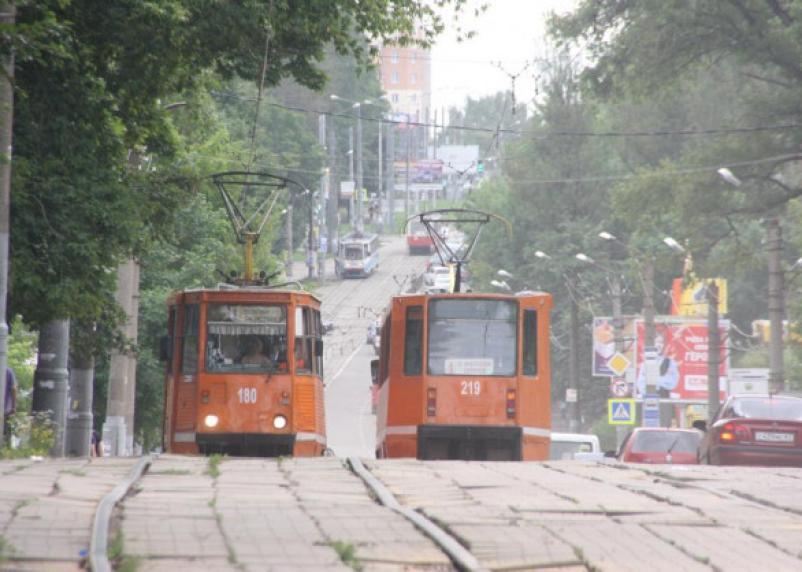 В Смоленске будет прекращено движение трамваев и транспорта