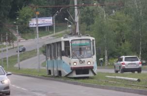 В Смоленске на Николаева могут сделать выделенную трамвайную линию