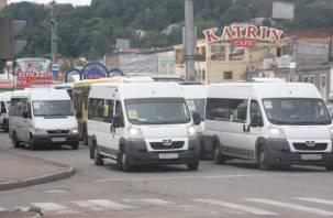 Жители Смоленска сообщили об извращенце в маршрутке