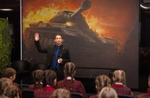 В музее Победы почтили память капитана, погибшего под Смоленском