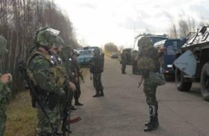 В Смоленской области «террористы заминировали Газпром»