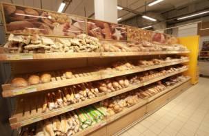 Смоленские производители подняли цены на хлеб