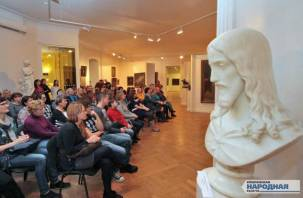 В Смоленске проходит «Ночь искусств»