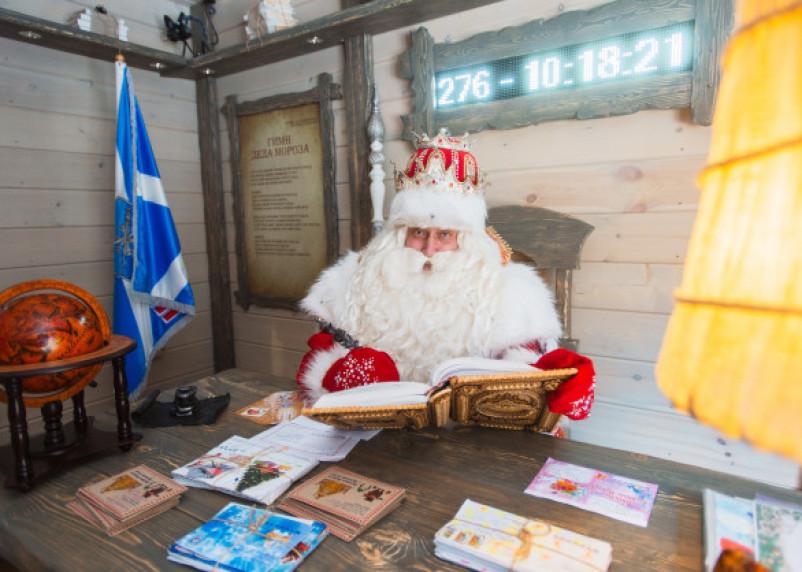 «Главный дедушка» не приедет в Смоленск. Составлен рейтинг лучших российских Дедов Морозов