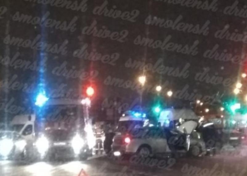 Стали известны подробности серьезной аварии в Смоленске