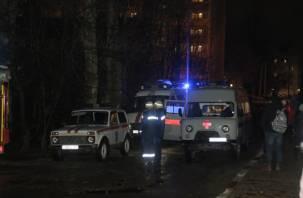В Смоленской области Газель столкнулась с фурой