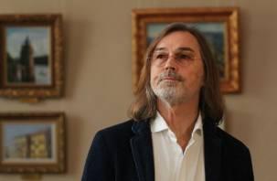 Впервые в Смоленске откроется выставка Никаса Сафронова