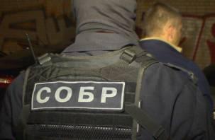 Видео задержания рэкетира в Смоленске попало в Сеть