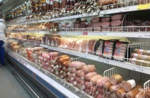 Белорусский бизнесмен не довез три тонны колбасы в Смоленск