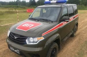На Смоленщине появится подразделение военной полиции