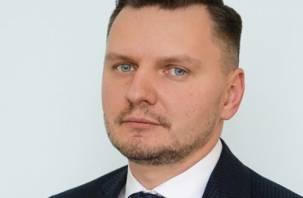 Вице-губернатором Смоленской области стал силовик