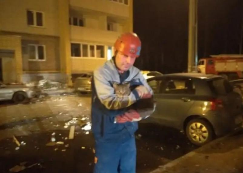 Жители Пригорского разыскивают члена семьи, пропавшего после взрыва