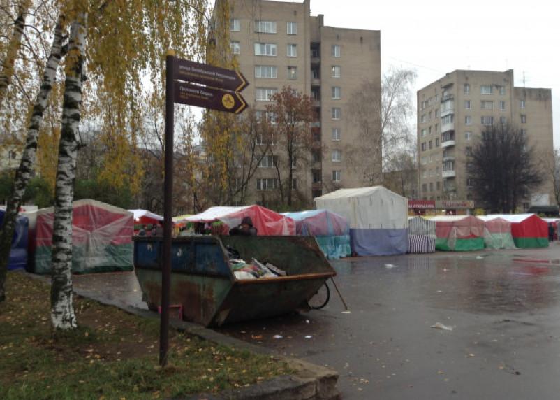 На улицах вновь появятся палатки, ларьки, автолавки и рынки