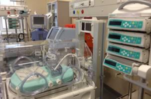 В Смоленске в марте родились четыре двойни
