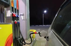 В России подешевел бензин на заправках