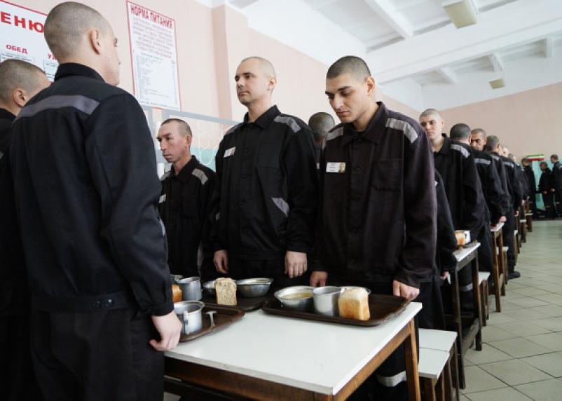 72 рубля в сутки. ФСИН раскрыла стоимость питания заключенных