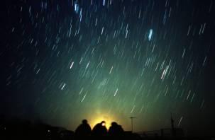 Смоляне смогут увидеть самый яркий «звездный» дождь