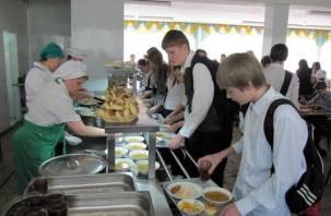 В России пересмотрят рацион питания в школах и больницах
