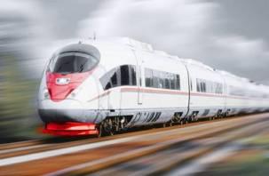 Через Смоленск пройдет скоростная железная дорога в Беларусь