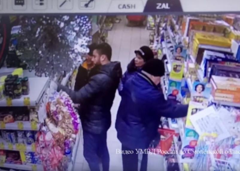 На Смоленщине грабители совершили серию магазинных краж. Добычей стало дорогое спиртное