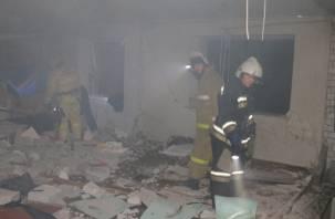 Следователи озвучили основную причину взрыва в многоэтажке под Смоленском