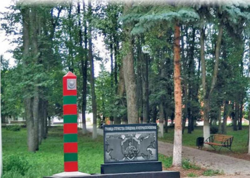 В Рославле установят памятник пограничникам
