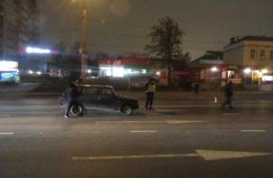 В Смоленске ищут свидетелей смертельной аварии на улице Шевченко