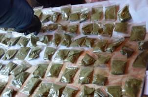 Ярцевскому наркоману вызвали скорую и нашли почти 5 кг марихуаны