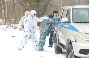 В Смоленской области силовики задержали сбежавших заключённых