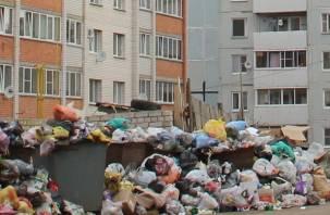 Соцсети: в Смоленске «убили парня, а голову выбросили в мусорный бак»