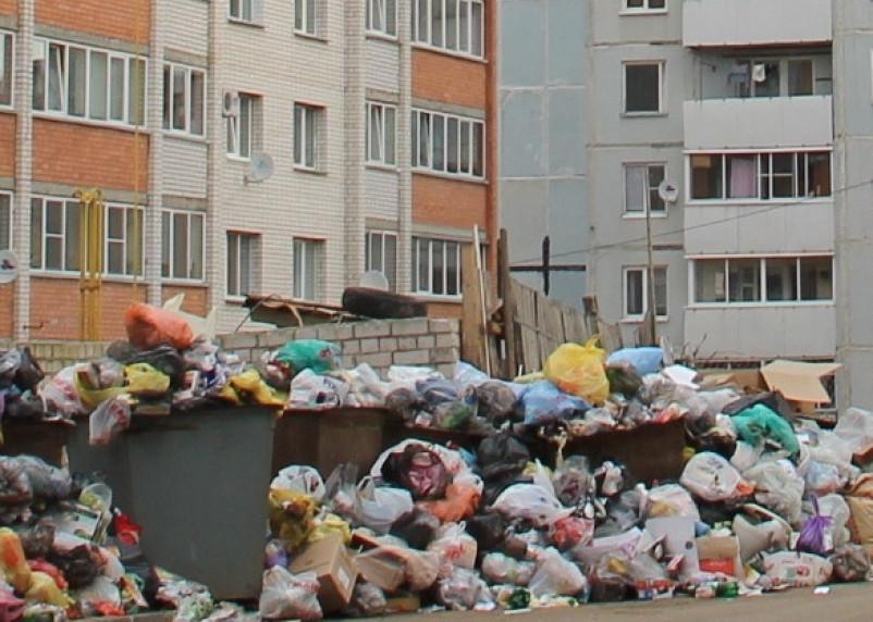 Путин требует навести порядок с вывозом мусора