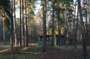 В Смоленске сняли фильм про бункер Гитлера