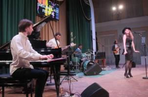 В Смоленске выступил международный джазовый проект Polly Ash band